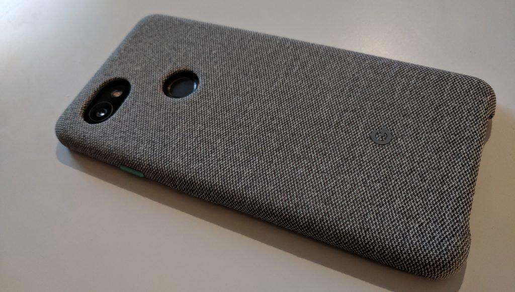 huge selection of 2b189 682bd Pixel xl case Fabric