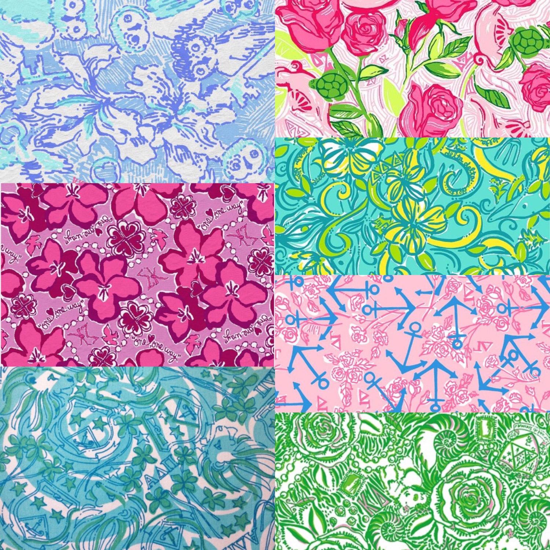 0461f17f1e1c20 Lilly Pulitzer Sorority Fabric