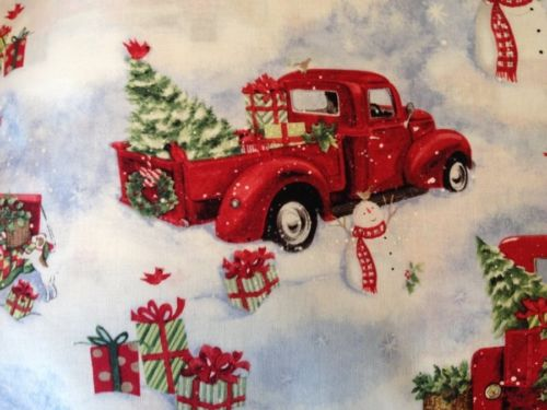 Susan Winget Christmas Fabric