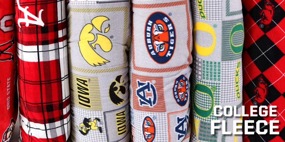 College Football Fabric