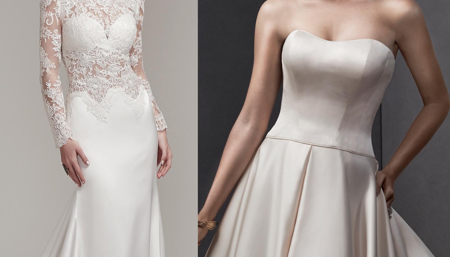 Wedding Dress Fabric.Best Fabric For Wedding Gown Raveitsafe