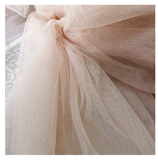 e6f9f4fff6 Tulle Fabric