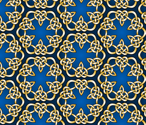 Celtic Fabric