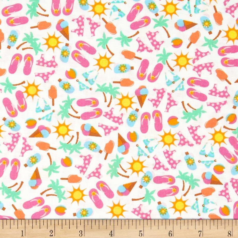 d6476be90 Beach print Fabric