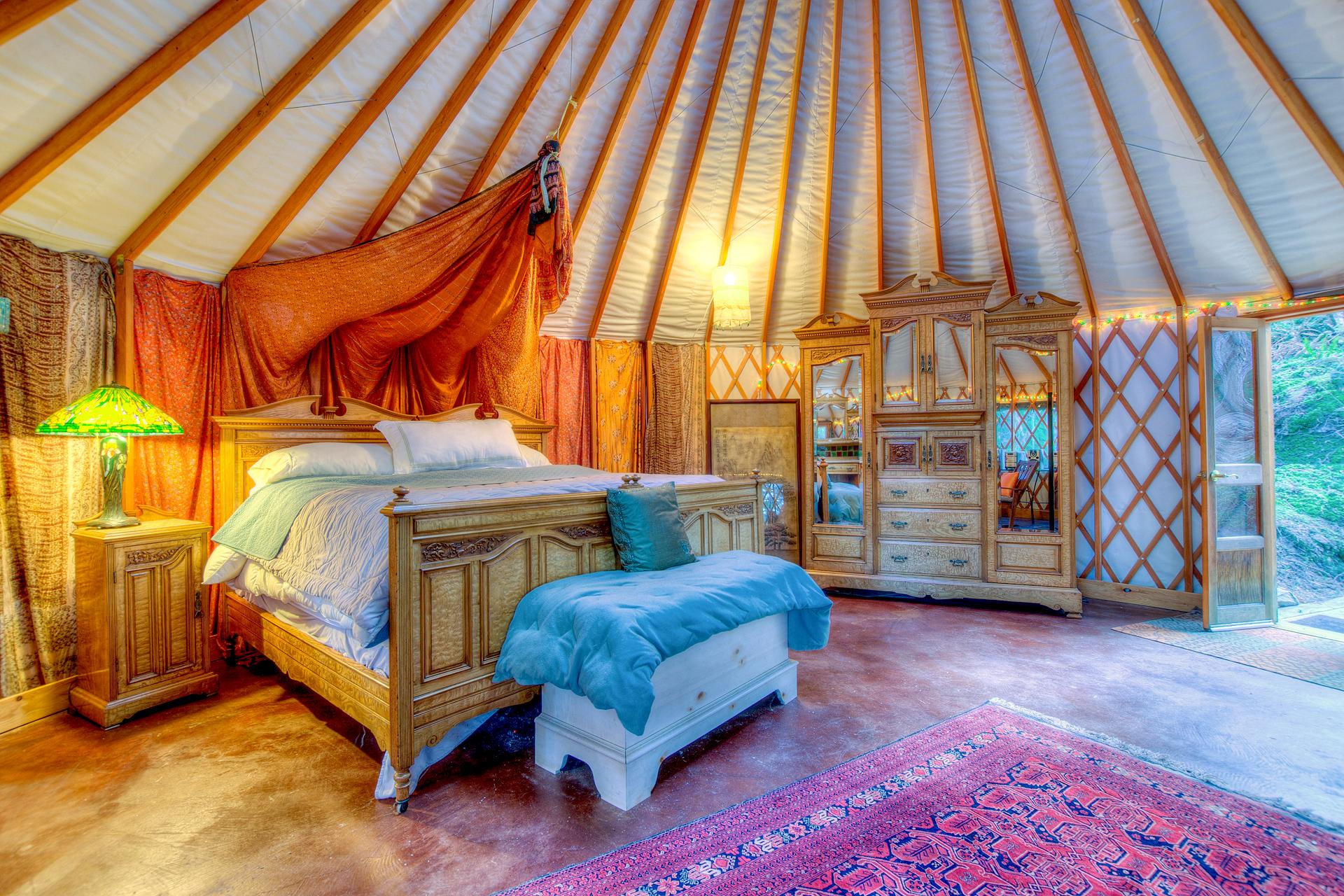 Yurt Fabric