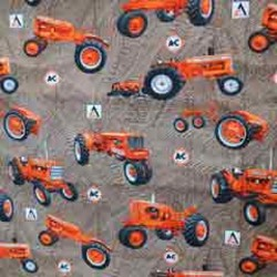Allis chalmers tractor Fabric